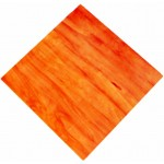 800mm, Timber Veneer Table Top, Rebate Edge, Square, Maple